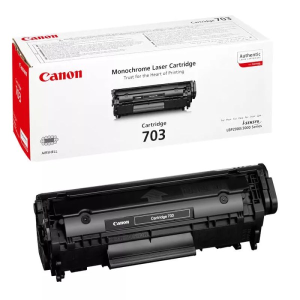 Заправка картриджа Canon 703 в Москве