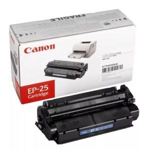 Заправка картриджа Canon EP-25 заказать в Москве