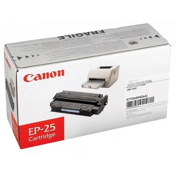 Заправка картриджа Canon EP-25 в Москве