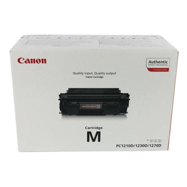 Заправка картриджа Canon M-cart в Москве