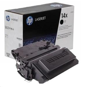 Заправка картриджа HP 14X (CF214X) в Москве
