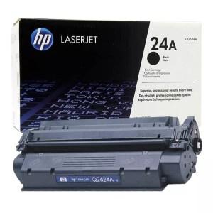 Заправка картриджа HP 24A (Q2624A) в Москве