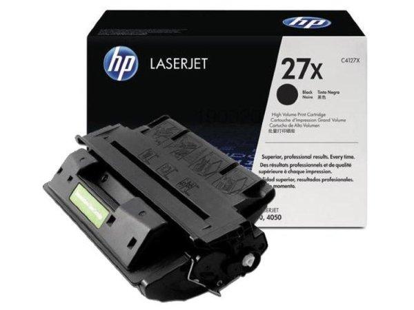 Заправка картриджа HP 27X (C4127X) в Москве