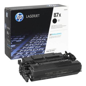 Заправка картриджа HP 87X (CF287X) в Москве
