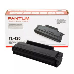 Заправка картриджа Pantum TL-420 заказать в Москве