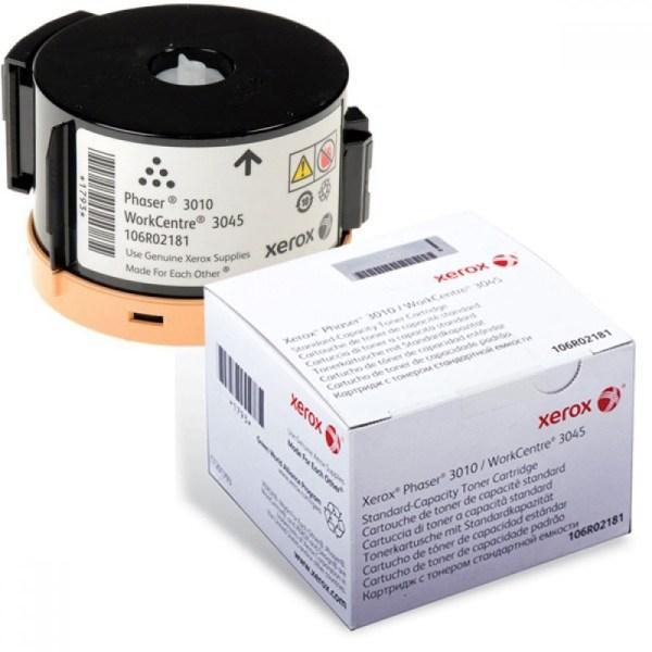 Заправка картриджа Xerox 106R02181 в Москве