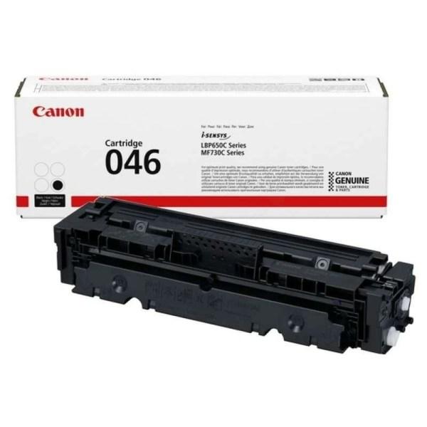 Заправка картриджа Canon 046 Bk в Москве