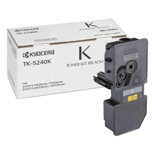Заправка картриджа Kyocera TK-5240K в Москве