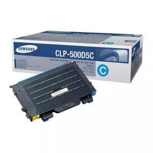 Заправка картриджа Samsung CLP-500D5C в Москве