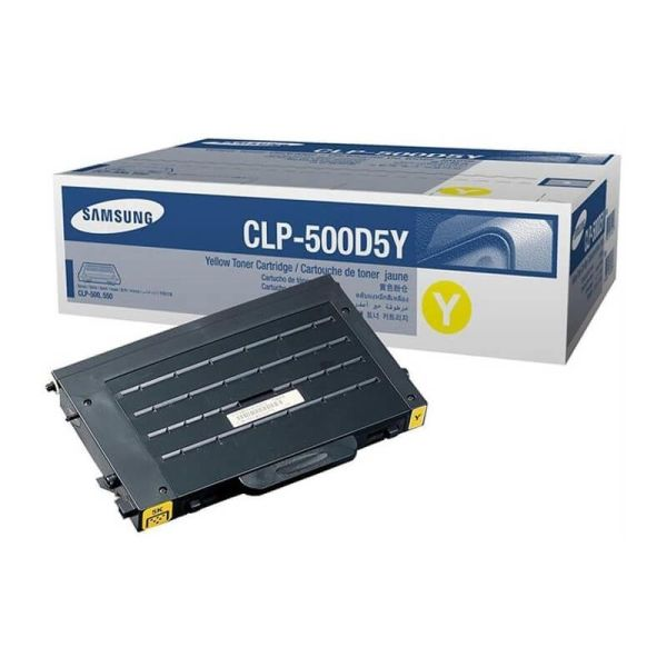 Заправка картриджа Samsung CLP-500D5Y в Москве