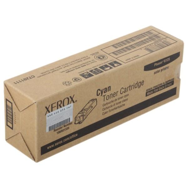 Заправка картриджа Xerox 106R01335 в Москве