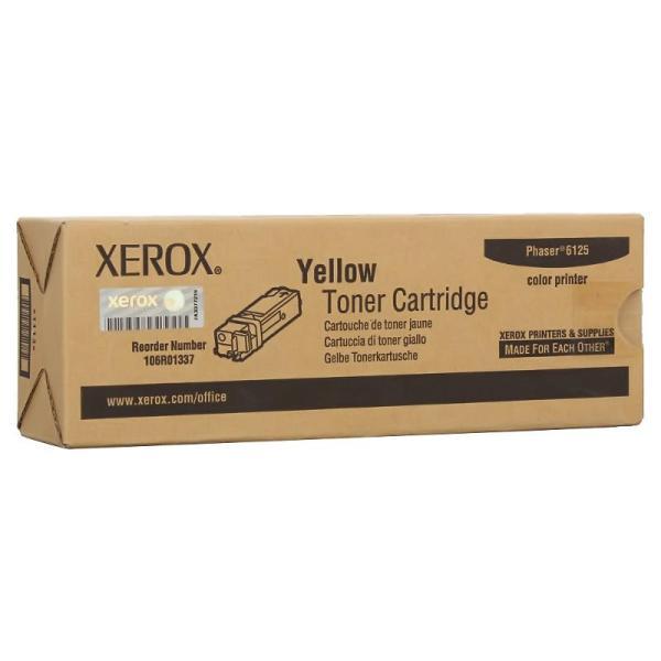 Заправка картриджа Xerox 106R01337 в Москве