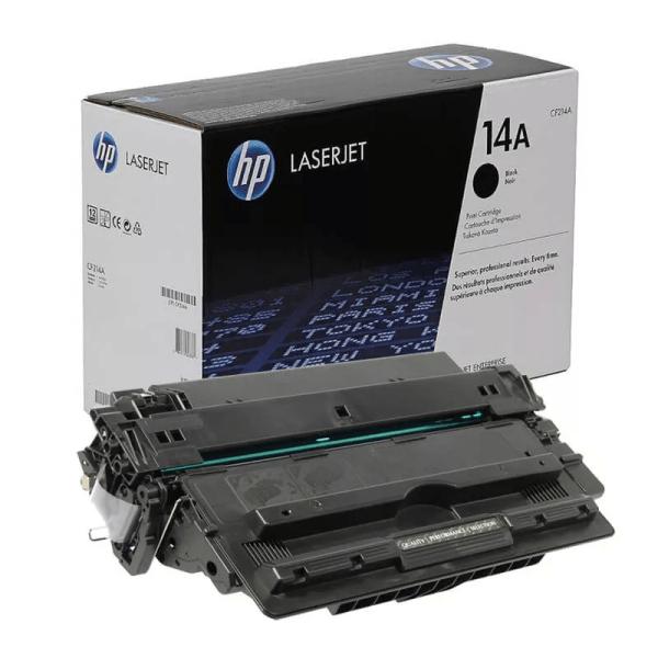 Заправка картриджа HP 14A (CF214A) в Москве