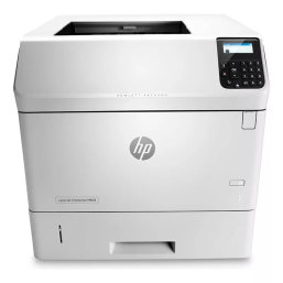 Заправка HP LaserJet Enterprise M604