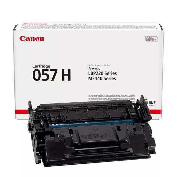 Заправка картриджа Canon 057H в Москве