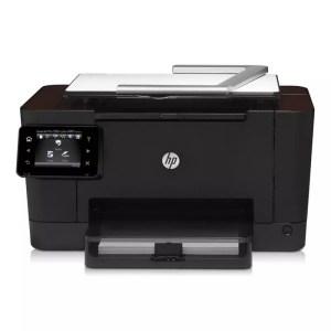 Заправка HP LaserJet Pro 200 Color MFP M275