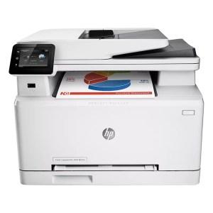 Заправка HP Color LaserJet Pro MFP M277