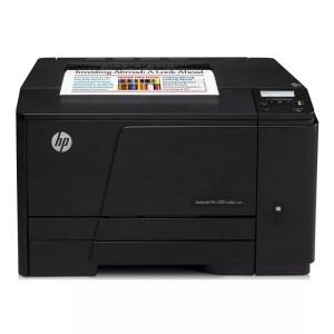 Заправка HP LaserJet Pro 200 Color M251