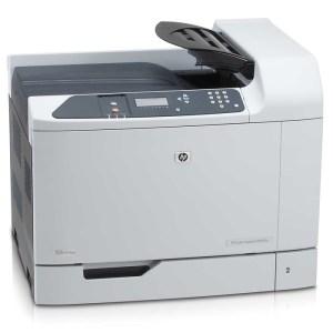 Заправка HP Color LaserJet CP6015