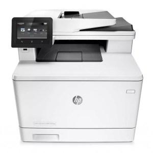 Заправка HP Color LaserJet Pro MFP M377dw