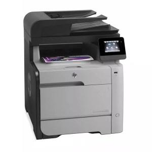 Заправка HP Color LaserJet Pro MFP M476