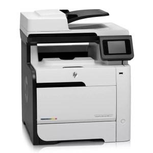 Заправка HP Laserjet Pro 400 Color MFP M475