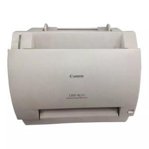 Заправка Canon LBP800