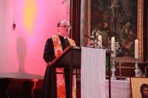 Bischofsvikar Dr. Maier