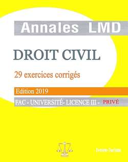 Annales de droit civil