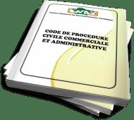 Code de procédure civile commerciale et administrative