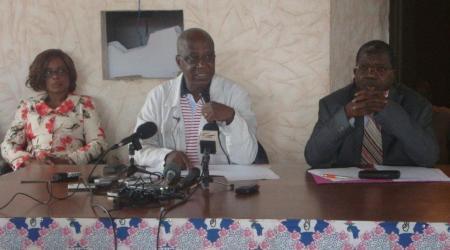 Le FPI réuni le 15 juin 2012 à son ex-QG de riviera Attoban.