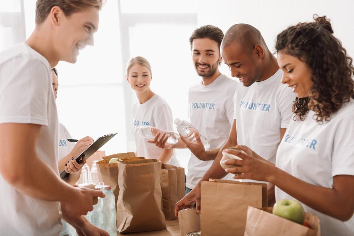 Create a Volunteer Registration Event