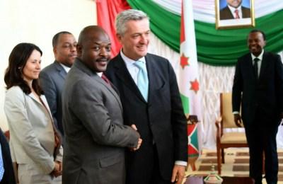 Burundi: visite du Haut Commissaire de l'ONU pour les réfugiés