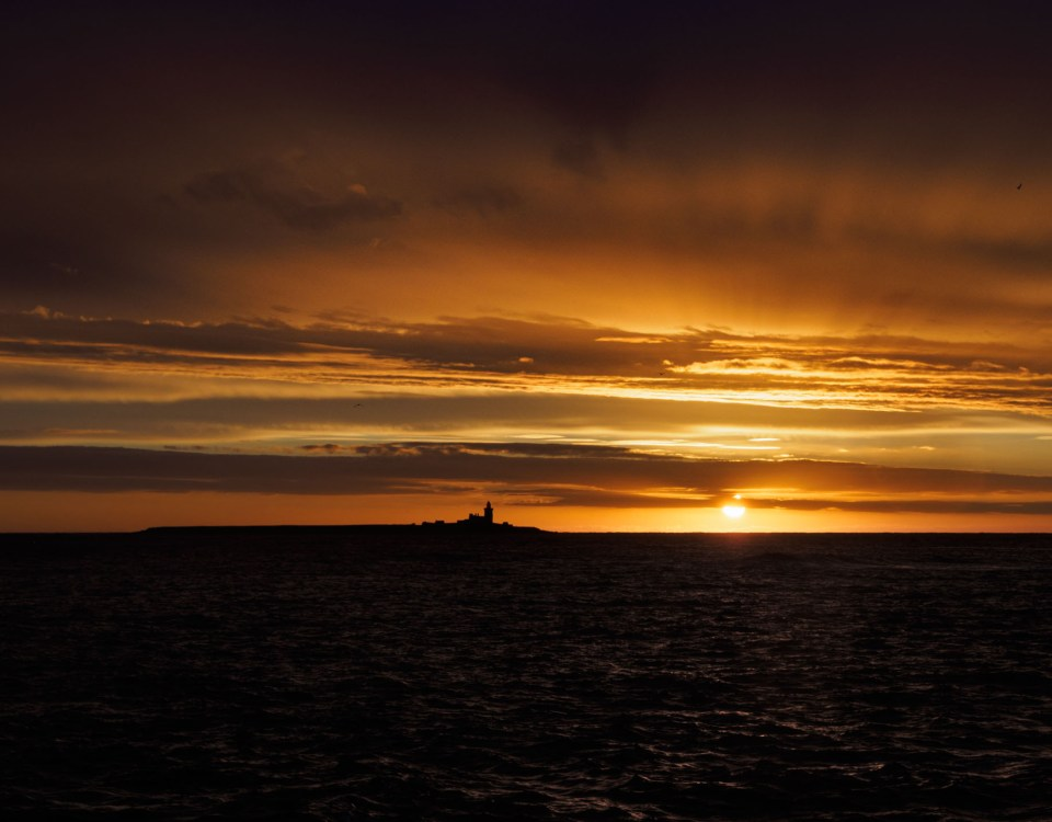Coquet Sunrise - Website image