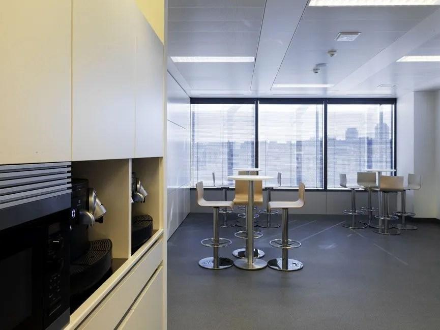 Diseño de Oficinas, interiorismo - Vestas - Ivory