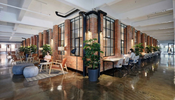 Melbourne: United Co. Coworking Offices
