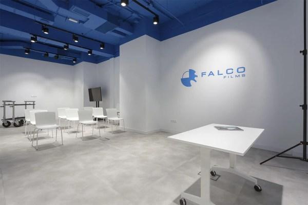 Oficinas falco films