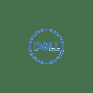 Diseño y creación de espacios - Logo dell computer - Clientes Ivory