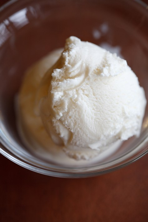 The Ivory Hut: Homemade Ice Cream. Finally.