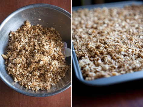 The Ivory Hut: Classic Granola (Off to a Good Start)