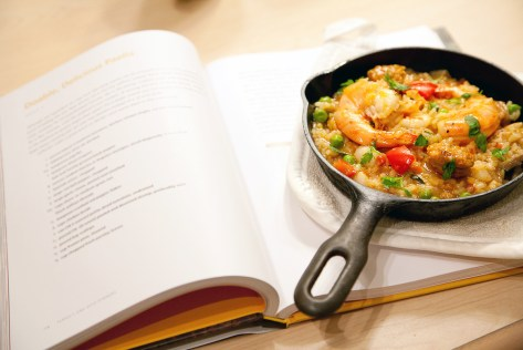 The Ivory Hut: One-Dish Dinners (Doable, Delicious Paella)