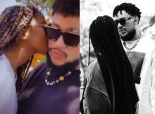AKA's secret girlfriend surfaces on Instagram