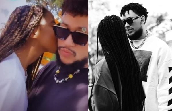 AKA's secret girlfriend surfaces on Instagram