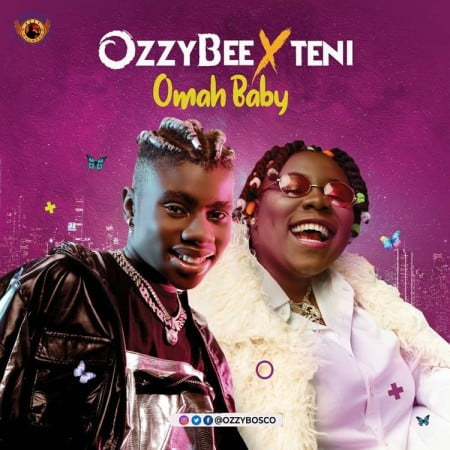 OzzyBee – Omah Baby ft. Teni mp3 download free