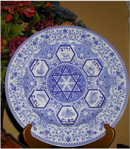 passover platter