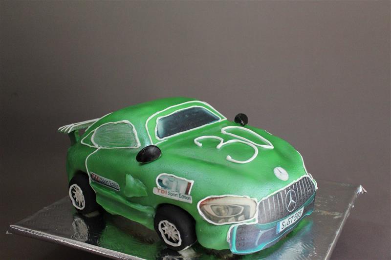 AMG car