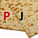 קיום מצוות 'יחץ' בין P ל- J