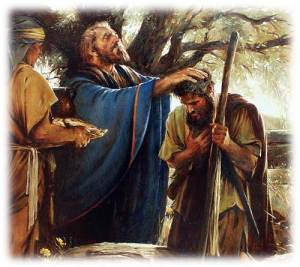 מלכיצדק מברך את אברם (=ארוונה מברך את דוד!)