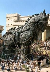 הסוס הטרויאני - שעיר המשתלח?!