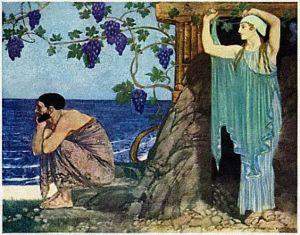 אודיסאוס וקליפסו